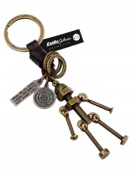 Men`s key ring Estilo Sabroso Es04086