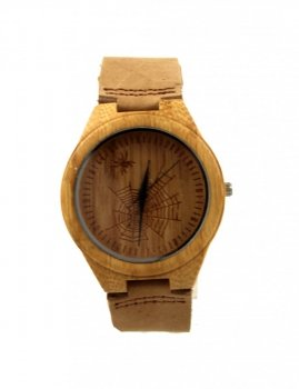 Wooden men`s watch Estilo Sabroso ES05215