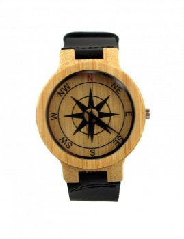Wooden men`s watch Estilo Sabroso ES05220