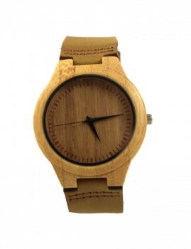 Wooden men`s watch Estilo Sabroso ES05216