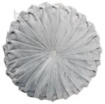 Marszczona dekoracyjna poduszka Jane