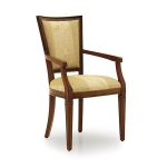 Krzesła biedermeier z podłokietnikami Praga