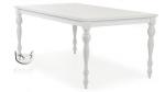 Stół z cienkimi nogami CERRO 150x90