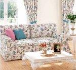 Sofa w stylu prowansalskim Marie 186 cm