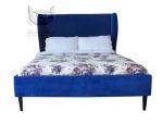 Komfortowe łóżko 160x200 cm -Frou Frou
