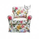 Fotel ze ściąganym pokrowcem Marie