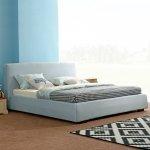 Duże łóżko do sypialni Grand