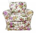 Fotel ze zdejmowanym pokrowcem Marie