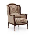 Fotel w stylu ludwikowskim Lutezia