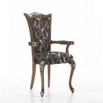 Meble stylizowane włoskie krzesło Chiara