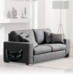 W stylu loft sofa 2,5 osobowa ARLETTE