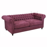 Sofa pikowana Chesterfield Barcelona