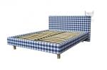 Łóżko w sielskim stylu materac 140/200 CHARLIE