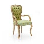 Krzesło stylowe rokoko Angelo