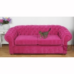 Pikowana sofa Chesterfield Retro 200 cm