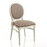 Gięte włoskie krzesło Luigi