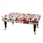 Pikowana ławeczka w stylu cottage - Sandy