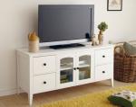 Drewniana półka pod telewizor NO.84