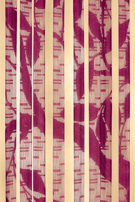 Trójelementowy panel z wzorem drzewa TL 20538