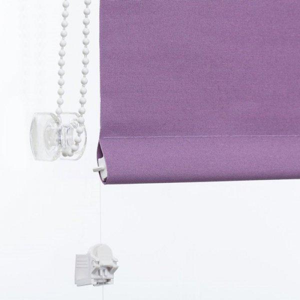 Mini roleta z żyłką - Fiolet (Carina)