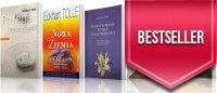 Pakiet 5 Książek Eckharta Tolle