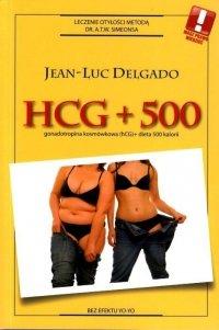 Dieta HCG + 500 kalorii książka