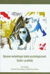 Opisowa metodologia badań psychologicznych