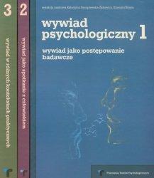 Wywiad psychologiczny tom 1-3 Pakiet
