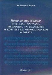Homo amatus et amans