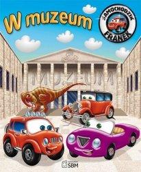 Samochodzik Franek W muzeum