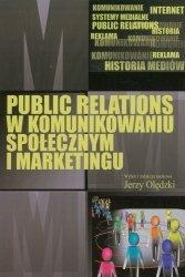 Public relations w komunikowaniu społecznym i marketingu