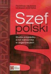 Szef polski