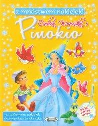 Dobra Wróżka i Pinokio