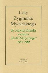 Listy Zygmunta Mycielskiego