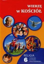 Wierzę w Koścół 6 Podręcznik