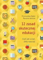 12 zasad skutecznej edukacji
