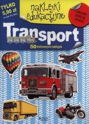 Transport naklejki edukacyjne
