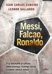 Messi Falcao Ronaldo Trzy niezwykłe przykłady, które pomogą rozwinąć talent u ciebie i twoich dzi