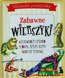Biblioteczka przedszkolaka Zabawne wierszyki