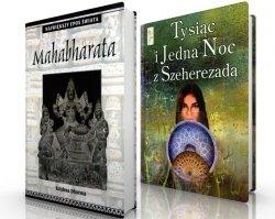 Pakiet Mahabharata i Tysiąc I Jedna Noc Z Szeherezadą