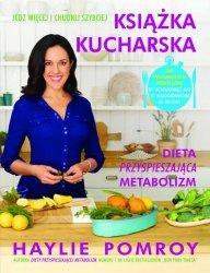 Książka kucharska Dieta przyspieszająca metabolizm