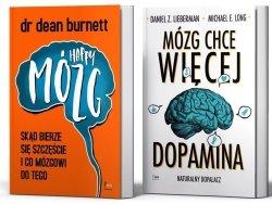 Mózg chce więcej Dopamina Happy Mózg