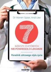 7 rzeczy o których nie powiedzą ci lekarze