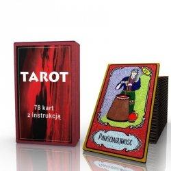 Tarot Jaśniak 78 kart z instrukcją
