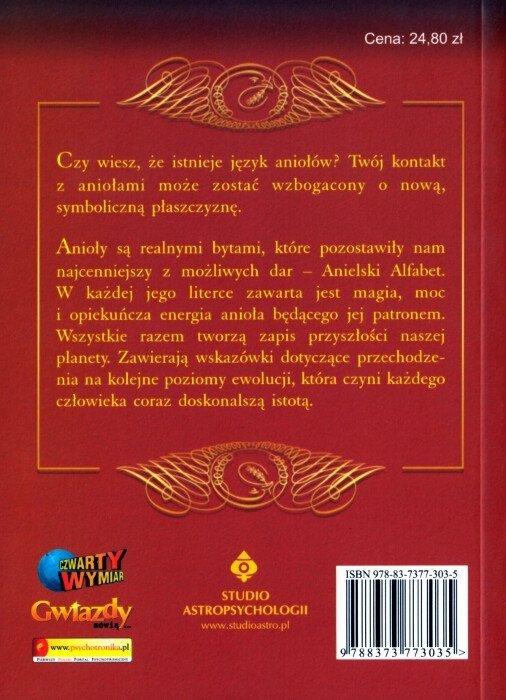 Mandalowy alfabet pisma anielskiego