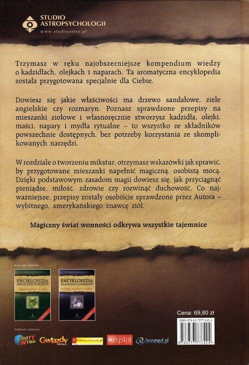 Encyklopedia leczniczych aromatów