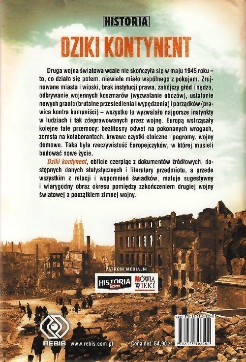Dziki Kontynent Europa Po II Wojnie Światowej