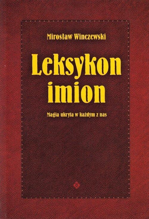 Leksykon imion