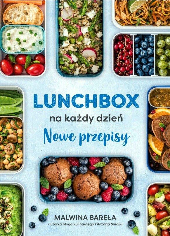 Lunchbox na każdy dzień Nowe przepisy