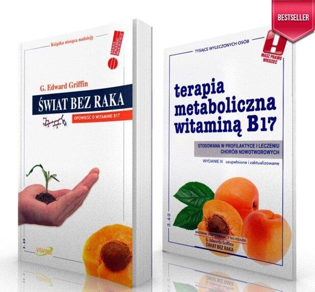 Świat bez raka Terapia Metaboliczna Witaminą B17